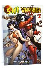 Shi Vampirella #1 Warren Ellis Kevin Lau Crusade Comics Comic VF