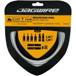 Jagwire Pro Brake Cable Kit Mountain SRAM/Shimano White