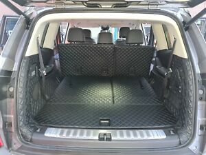 3D Customised Tailored Boot Trunk Mats Cargo Liner for LDV D90 2017-Current
