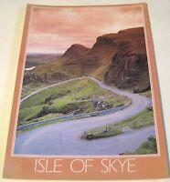 Scotland Isle of Skye The Quiraing PSO00631 DRG J Arthur Dixon - posted 1987