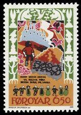 "FAROE ISLANDS 142 (Mi133) - Folk Ballad ""Skrimsla"" (pf60122)"