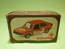MEBETOYS A90 ALFA ROMEO ALFA SUD T RALLYE - 1:43 - RARE SELTEN -  ONLY BOX!!!!