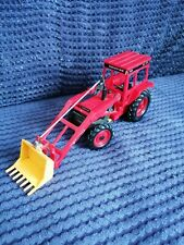 Vintage 1980 Britains Tractor/Digger Toy