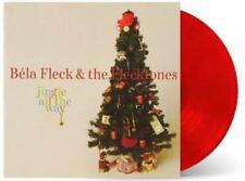 Bela Fleck & The Flecktones – Jingle All The Way Exclusive Red Color Vinyl LP