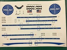 747 1/100 Graphics New Sheet As Applied Skyland Series 100 747 Scale 1/100