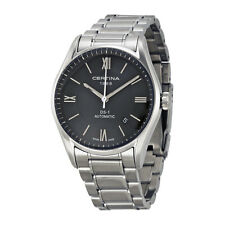 Certina DS 1 Automatic Black Dial Stainless Steel Mens Watch C006.407.11.058.00
