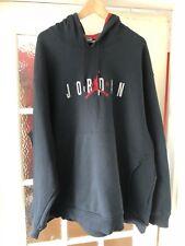 Vintage Sudadera Con Capucha Sudadera Nike Air Jordan XXL/XXXL Retro 90s