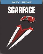 Scarface (2014, Limited Edition Blu-Ray Steelbook Includes Digital Copy)