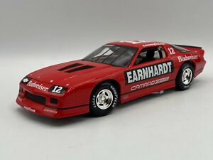 Action Dale Earnhardt Budweiser 1987 Chevy IROC Camaro NASCAR 1/24 Diecast