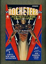 1988 The Rocketeer Adventure Magazine #1 NM- First Print Comico