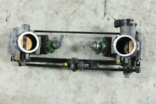 02 Moto Guzzi V11 California Special Sport throttle bodies & injectors