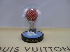 100% Authentic Louis Vuitton Aero Air Balloon Glass  Snow Dome Novelty Vip E
