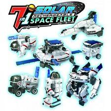 Juguete Kit Estacion Espacial 7 en 1 Solar - REF. 21-641