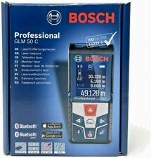 Bosch Laser Entfernungsmesser GLM 50 C Messgerät Professional bis 50m Bluetooth