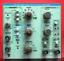 Tektronix PG507 50 MHz Dual Output Pulse Generator