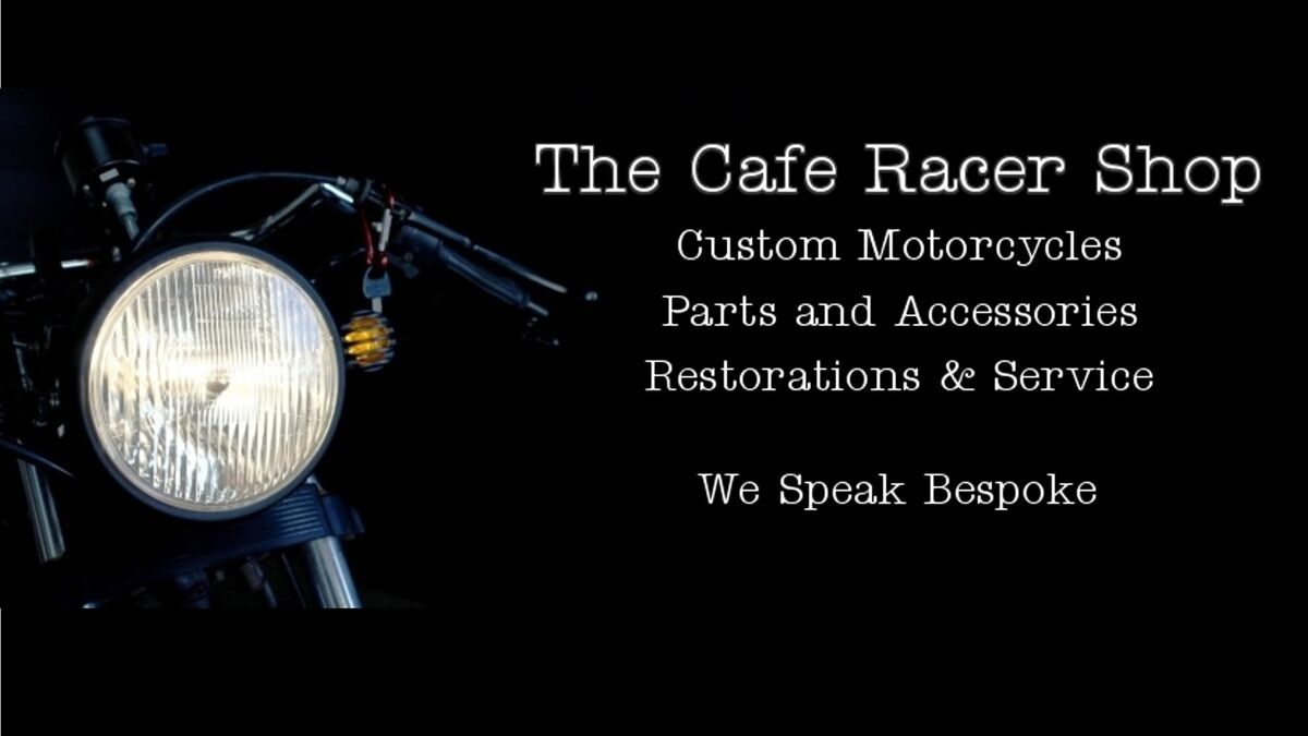 The Cafe Racer Shop