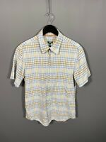 PAUL SMITH SHORT SLEEVED Shirt - Large - Check - Great Condition - Men's