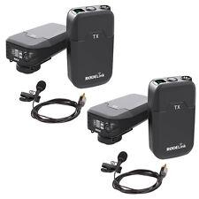 2 X Rode RodeLink Wireless Filmmaker Kit