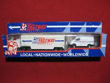Matchbox Fastway Couriers Truck Van Set Kenworth Peterbilt Convoy MIB Rare Model