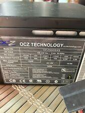 OCZ Technology StealthXStream OCZ500SXS 500W Power Supply PSU