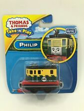 Fisher Price Thomas And Friends Take-n-Play Train Engine Car Of Philip