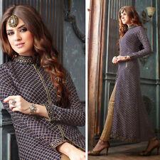Punjabi Suit Indian Bollywood ethnic designer wedding wear Anarkali suit salwar