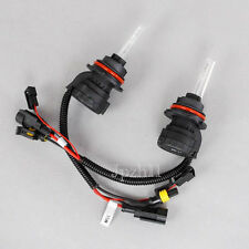 2X Car HID Headlight Bi-Xenon 9007-3 Hi/Lo 8000K 35W Bulbs High Low Lamp Y03