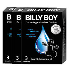 Billy Boy extra feucht 3 x 3 Kondome, Condoms
