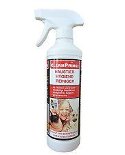 Haustierhygiene Haustierreiniger f. Körbchen 500 ml Hygienereiniger Desinfektion