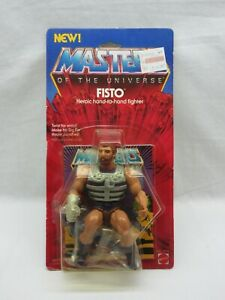 MOTU,VINTAGE,FISTO,Masters of the Universe,MOC,carded,sealed,He-Man