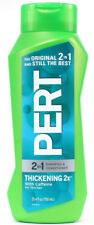 Pert 2 In 1 Shampoo & Conditioner Thickening 2X With Caffeine For Thin Hair 25.4