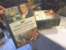 American Heritage History of the United States Homeschool 2 3 4 5 6 8 - FOLLOT