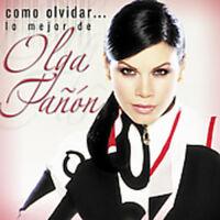 Olga Ta n, Olga Tañ - Como Olvidar: Lo Mejor de Olga Tanon [New CD]