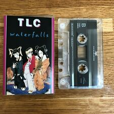 TLC WATERFALLS 1995 CASSETTE SINGLE