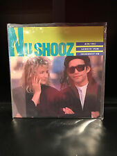 """Nu Shooz: Are You Lookin' For Somebody Nu ; 12"""" Single-4 Tracks-VG Condition"""
