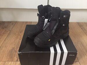 Adidas Terrex Conrax CW CP Stiefel Boots Schwarz Gr 37 1/3 NEU