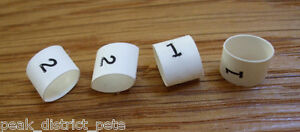 Cable markers, heat shrink, SMALL SIZE, loose, choose digit '0' to '9'  HSMsmall