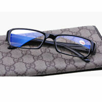 Myopia Glasses -1.0 to -6.0 Anti Blue Light Short Sighted Lens Spectacles Reader