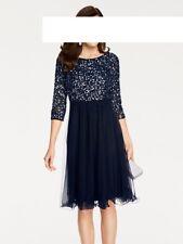 Designer Kleid  von Ashley Brooke Grö�Ÿe 42  NEU