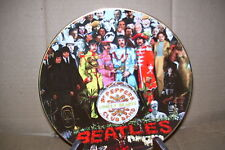 Beatles 1992 Delphi Sgt. Pepper 25 Anniversary Limited Edition Collector Plate