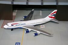 RealToy British Airways Airplane Boeing 747 400 diecast 1:500 Scale RETIRED