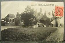 cpa 44 vigneux chateau de la bretonniere