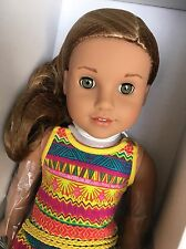 AMERICAN GIRL 2016 Girl Doll Of The Year LEA CLARK Sold Out- BEAUTIFUL BNIB ~NEW