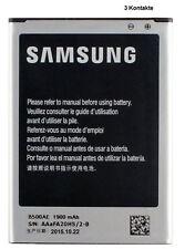 ORIGINAL Samsung Akku EB-B500AE für Samsung GT-i9192 GALAXY S4 mini Duos 3 Pin