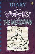 The Meltdown: Diary of a Wimpy Kid (13) by Jeff Kinney (2018, Paperback)