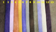 3-4 oz. Suede Garment Leather Hides for Native SCA LARP Cosplay Crafts Bags Etc