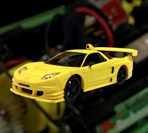 Xmods Rc Acura / Honda NSX R With Body Kit, Motor, Steering And Other Upgrades
