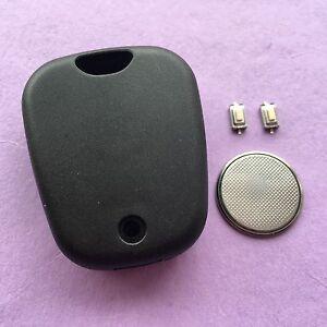 Citroen 2 Button key fob case for C1 C2 C3 C4 C5 XSARA PICASSO Repair Kit 07