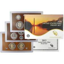 2013 S Proof Set U.S. Mint Original Government Packaging OGP Collectible