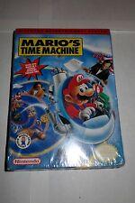 Mario's Time Machine (Nintendo Entertainment System NES, 1994) NEW Sealed FAIR